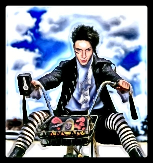 Andy Biersack by gothicat